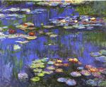 water lilies 1914 by claude monet paintings