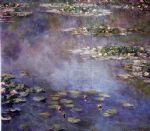 claude monet water lilies 24 painting