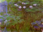 claude monet water lilies 44 painting