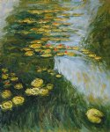 water lilies ii by claude monet paintings