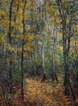 claude monet wood lane paintings