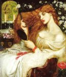 dante gabriel rossetti lady lilith painting 35732