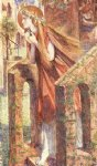dante gabriel rossetti mary magdalene leaving the house of feasting art