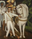 agrarian leader zapata by diego rivera prints