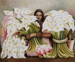 vendedora de alcatraces by diego rivera prints