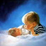 brotherly love by donald zolan original paintings
