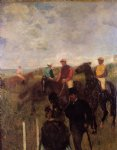 edgar degas at the races ii paintings