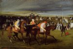 edgar degas at the races the start prints