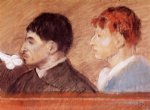 edgar degas criminal physiognomies painting