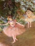 edgar degas dancer on stage prints
