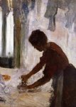 edgar degas woman ironing v paintings