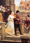 edmund blair leighton famous paintings - a call to arms by edmund blair leighton
