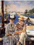 edouard manet argenteuil painting