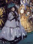 edouard manet women at the races art