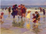 a july day by edward henry potthast painting