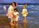 edward henry potthast cold feet painting 78148