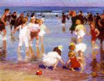 happy days by edward henry potthast oil paintings