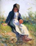 sunshine by edward henry potthast painting