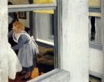 edward hopper apartment houses painting