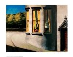 august in the city by edward hopper art