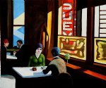 edward hopper chop suey ii painting