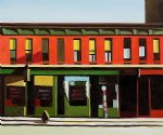 edward hopper early sunday morning ii art