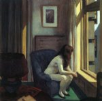 eleven am by edward hopper painting