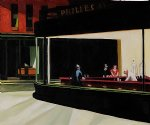 edward hopper night hawks 1942 paintings