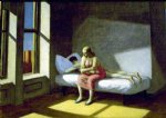 summer in the city by edward hopper painting