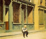 edward hopper sunday paintings
