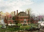 edward lamson henry original paintings - westover virginia by edward lamson henry