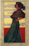 egon schiele on the beach painting-34570