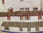 windows by egon schiele painting