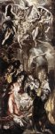 adoration of the shepherds ii by el greco painting