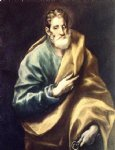 el greco apostle st peter painting 34352
