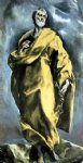 saint peter by el greco art