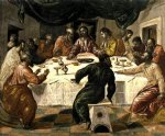 el greco the last supper paintings