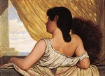 sea breeze by elihu vedder painting