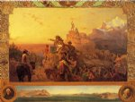westward he course of empire takes its way by emanuel gottlieb leutze