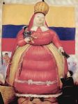 fernando botero watercolor paintings - exvoto by fernando botero