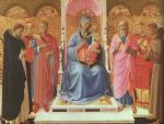 annalena altarpiece by fra angelico oil paintings