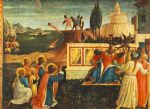 saint cosmas and saint damian salvaged by fra angelico oil paintings