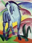 franz marc blue horse painting 77666