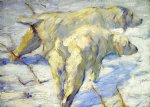 franz marc siberian sheepdogs art