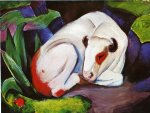 franz marc the steer painting