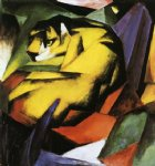 franz marc tiger painting