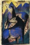 franz marc two blue horses paintings 34089