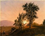 frederic edwin church new england landscape iii painting 33896