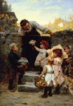 grandfather s birthday by frederick morgan prints