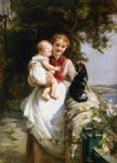 motherly love by frederick morgan prints